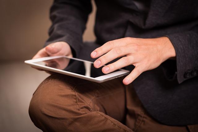 rechnungskauf-tablet