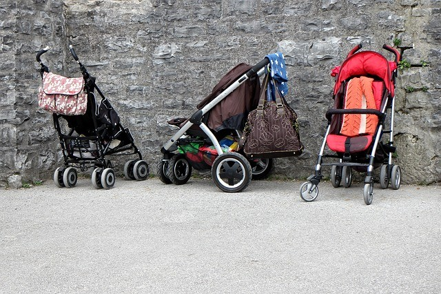 Kinderwagen per Rechnung kaufen