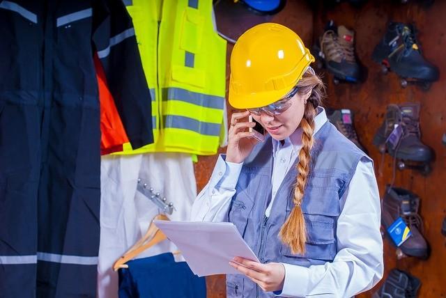 Arbeitskleidung auf Rechnung