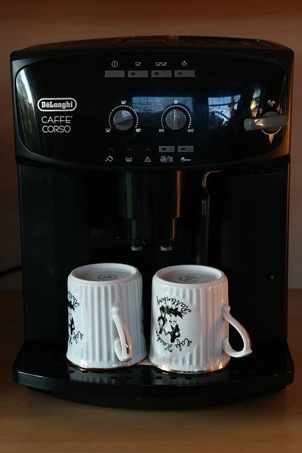 Kaffeevollautomat Rechnungskauf