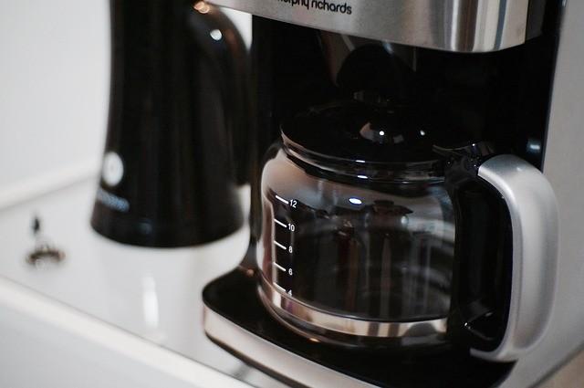 Kaffeemaschine auf Rechnung