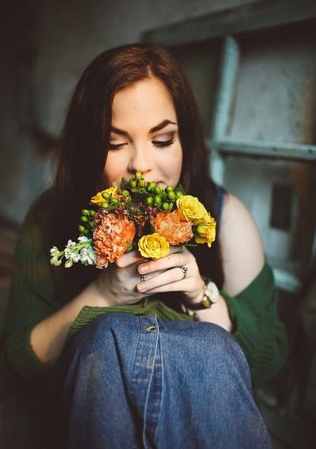 Rechnungskauf Blumen