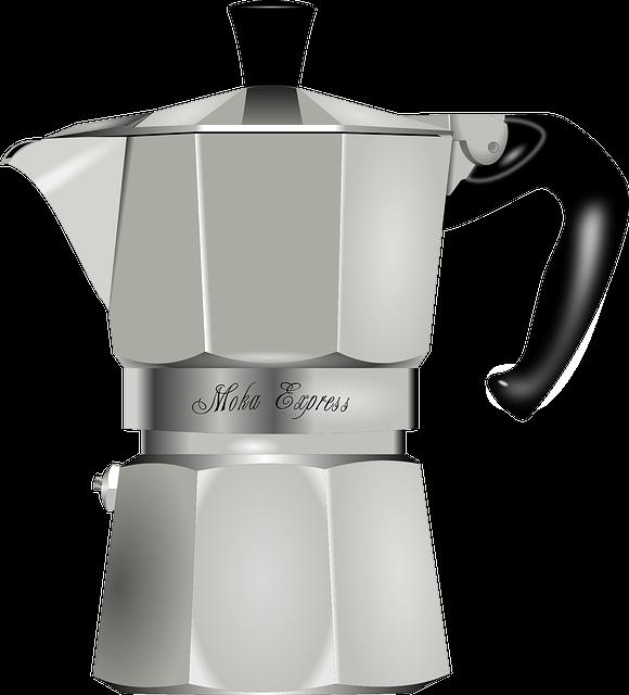 Rechnungskauf Kaffeemaschine