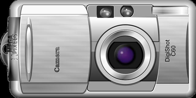 Digitalkamera auf Rechnung