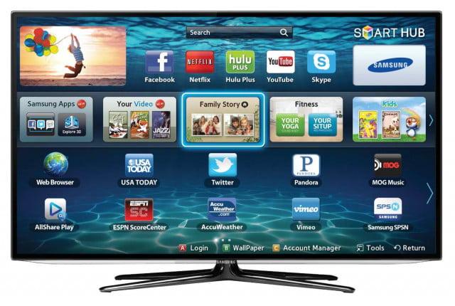 Smart TV Rechnungskauf